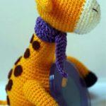 Crochet Pattern Sweet Giraffe