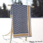 Crochet Pattern The One Step Beyond Blanket