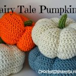 Pattern Fairy Tale Pumpkins