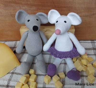Pattern Fons and Nelle Mouse