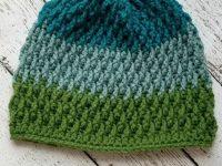 Crochet Pattern Pinetop Beanie