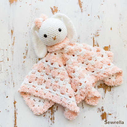 Free Crochet Patterns Pattern Snuggle Bunny Baby Free Crochet