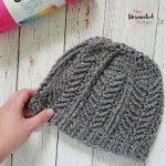 Crochet Pattern Mackinac Beanie