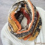Crochet Pattern November Cowl