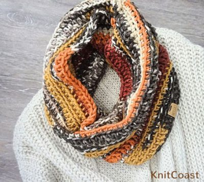 Crochet Pattern November Cowl