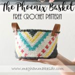 Crochet Pattern Phoenix Basket