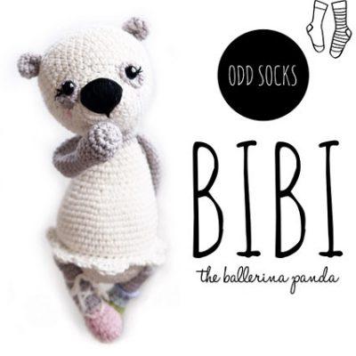 Free Crochet Pattern Ballerina Panda