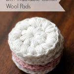 Free Crochet Pattern Cotton Pads