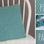 Free Crochet Pattern Pillow