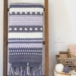 Free Crochet Pattern Winter Tempest Blanket