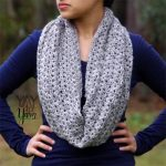 Free Crochet Pattern Boundless Cowl Scarf