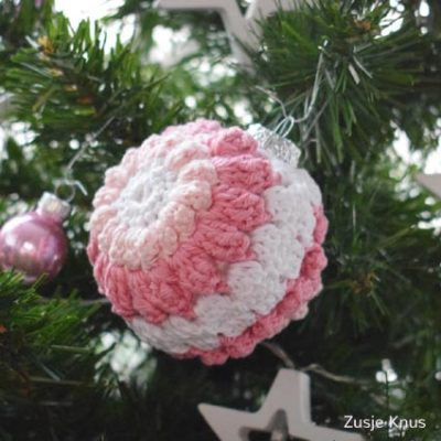 Free Crochet Pattern Christmas Bauble