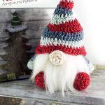 Free Crochet Pattern Christmas Gnome