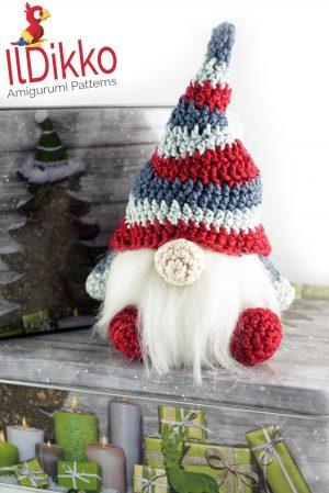 Free Crochet Patterns | Free Crochet Pattern Christmas Gnome