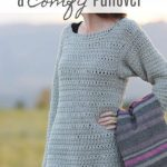 Free Crochet Pattern Comfy Pullover