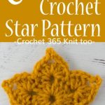 Free Crochet Pattern Easy Star
