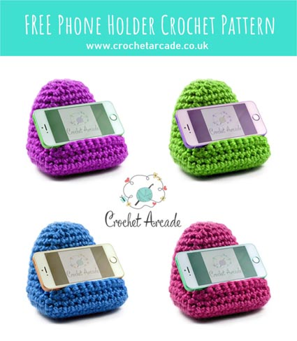 Crochet Rainbow Baby Mobile Free Pattern | The WHOot | 488x425