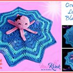 Free Crochet Pattern Oceanic Lovey
