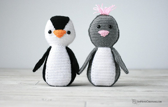 Amigurumi Bird Free Crochet Patterns | 362x567