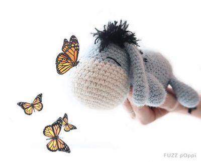 Free Crochet Pattern Eeyore