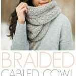 Free Crochet Pattern Braided Cabled Cowl