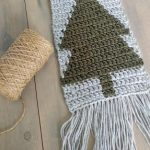 Free Crochet Pattern Christmas Wall Hanging