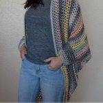 Free Crochet Pattern Cocoon Sweater
