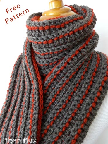 Free Crochet Pattern Every Man Scarf