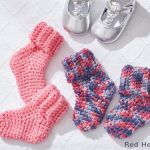 Free Crochet Pattern Baby Socks