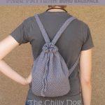 Free Crochet Pattern Boho Backpack