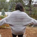 Free Crochet Pattern First Snow Cardigan