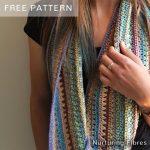 Free Crochet Pattern Magic Monday Cowl