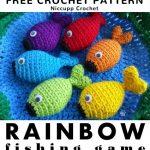 Free Crochet Pattern Fishing Game