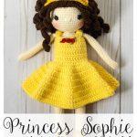 Free Crochet Pattern Princess Sophie