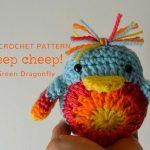 Free Crochet Pattern Cheep Cheep Chick