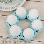 Free Crochet Pattern Egg Cozy