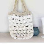 Free Crochet Pattern Market Tote Bag