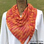 Free Crochet Pattern Naturally Southern Scarf