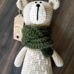 Free Crochet Pattern Oliver the Bear