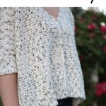 Free Crochet Pattern Seamstress Top