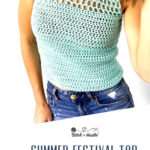Free Crochet Pattern Catalina Tank Top