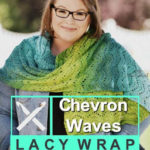 Free Crochet Pattern Chevron Waves Wrap