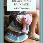 Free Crochet Pattern Drawstring Backpack