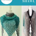 Free Crochet Pattern Maestrale Shawl