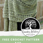 Free Crochet Pattern Milan Summer Wrap
