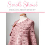 Free Crochet Pattern Simply Casual Shawl