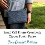 Free Crochet Pattern Small Crossbody Purse