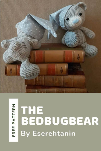 Free Crochet Pattern The Bedbugbear