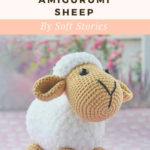 Free Crochet Pattern Amigurumi Sheep