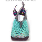 Free Crochet Pattern Beach Tote Bag